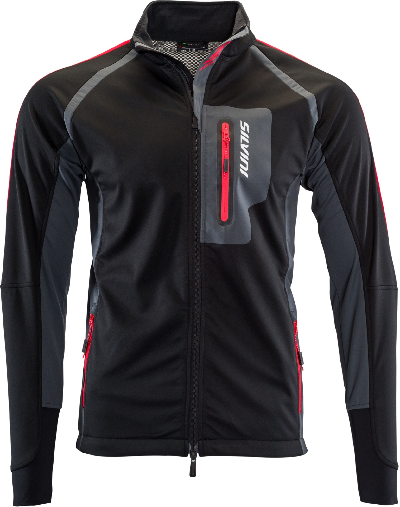 Silvini softshell jacket Anteo MJ1301